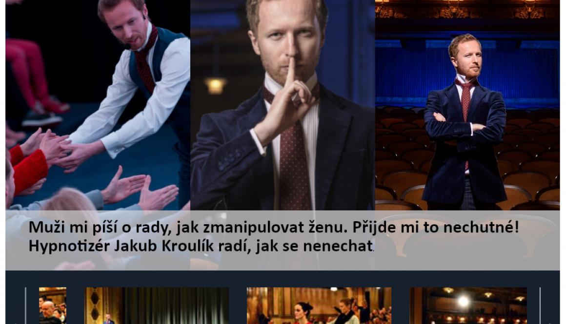 Hypnotizer Jakub Kroulik_rozhovor BleskCZ 3