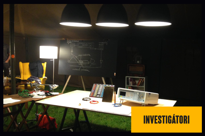 Projekt Investigátori