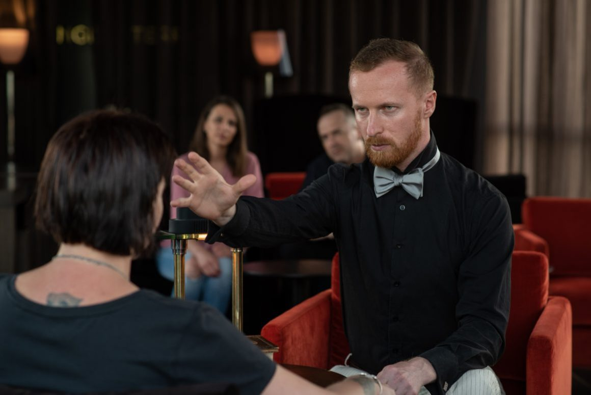 Hypnotizer Jakub Kroulik