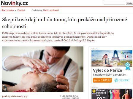 Mentalista a hypnotizer novinkycz-clanek-o-paranormalni-vyzve
