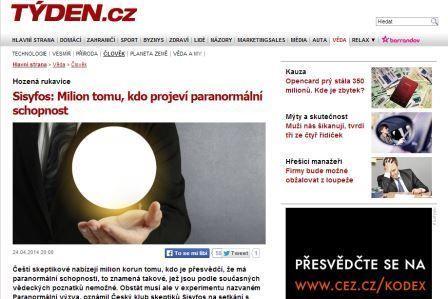 Mentalista a hypnotizer tydencz-clanek-o-paranormalni-vyzve