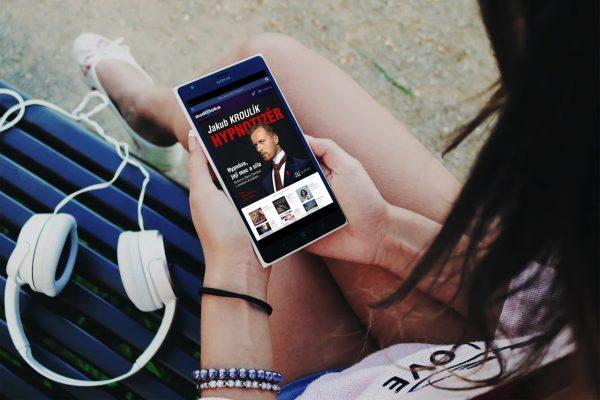 Audiokniha Hypnóza, její moc a síla. Můžete ji poslouchat i přes aplikaci ve vašem chytrém telefonu.