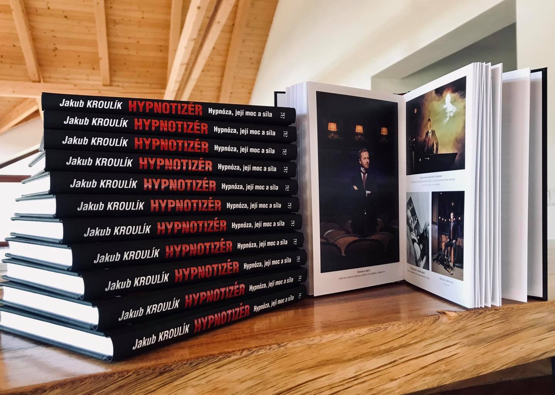 Kniha HYPNOTIZÉR Jakub Kroulík