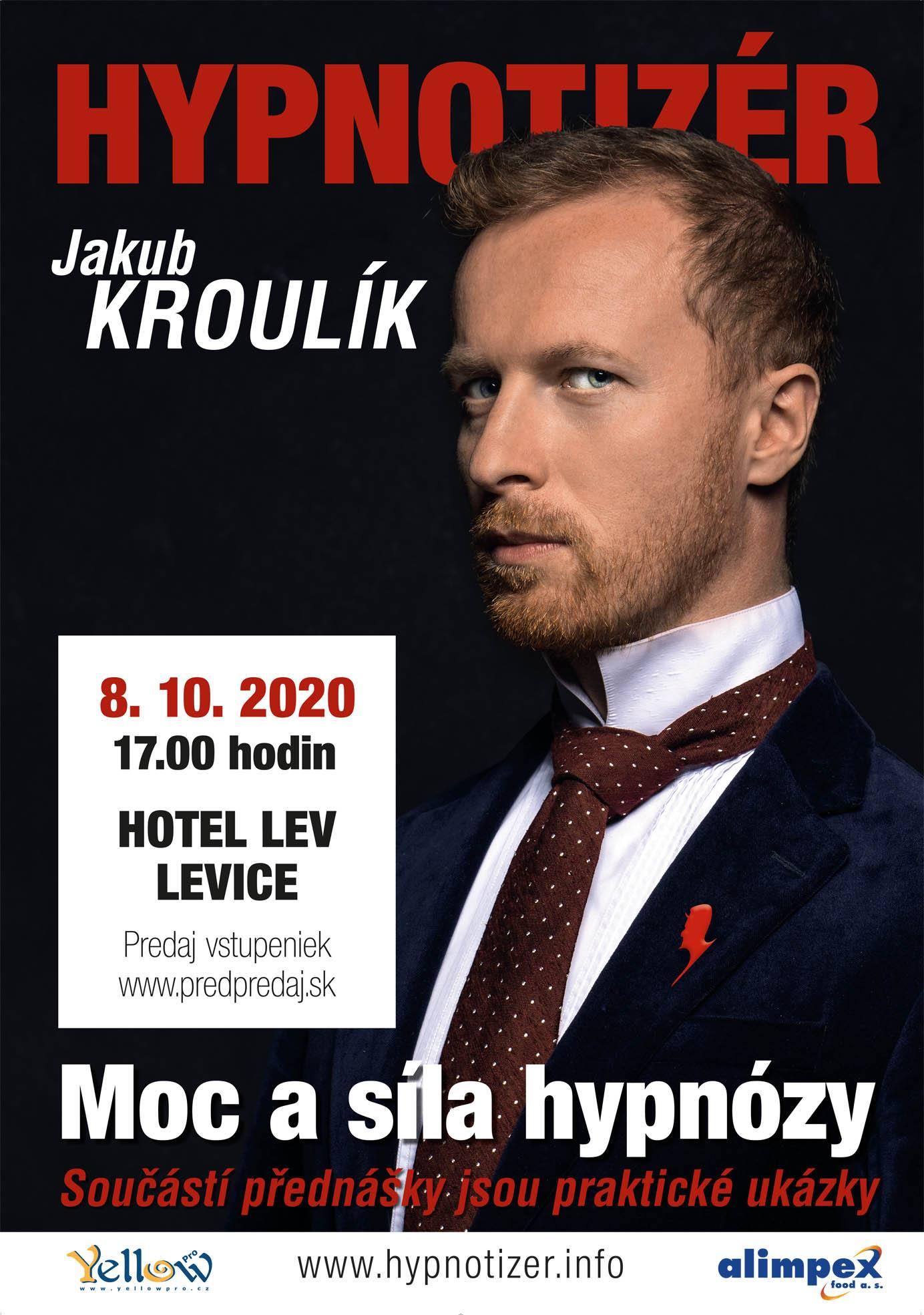 Hypnotizér v Leviciach