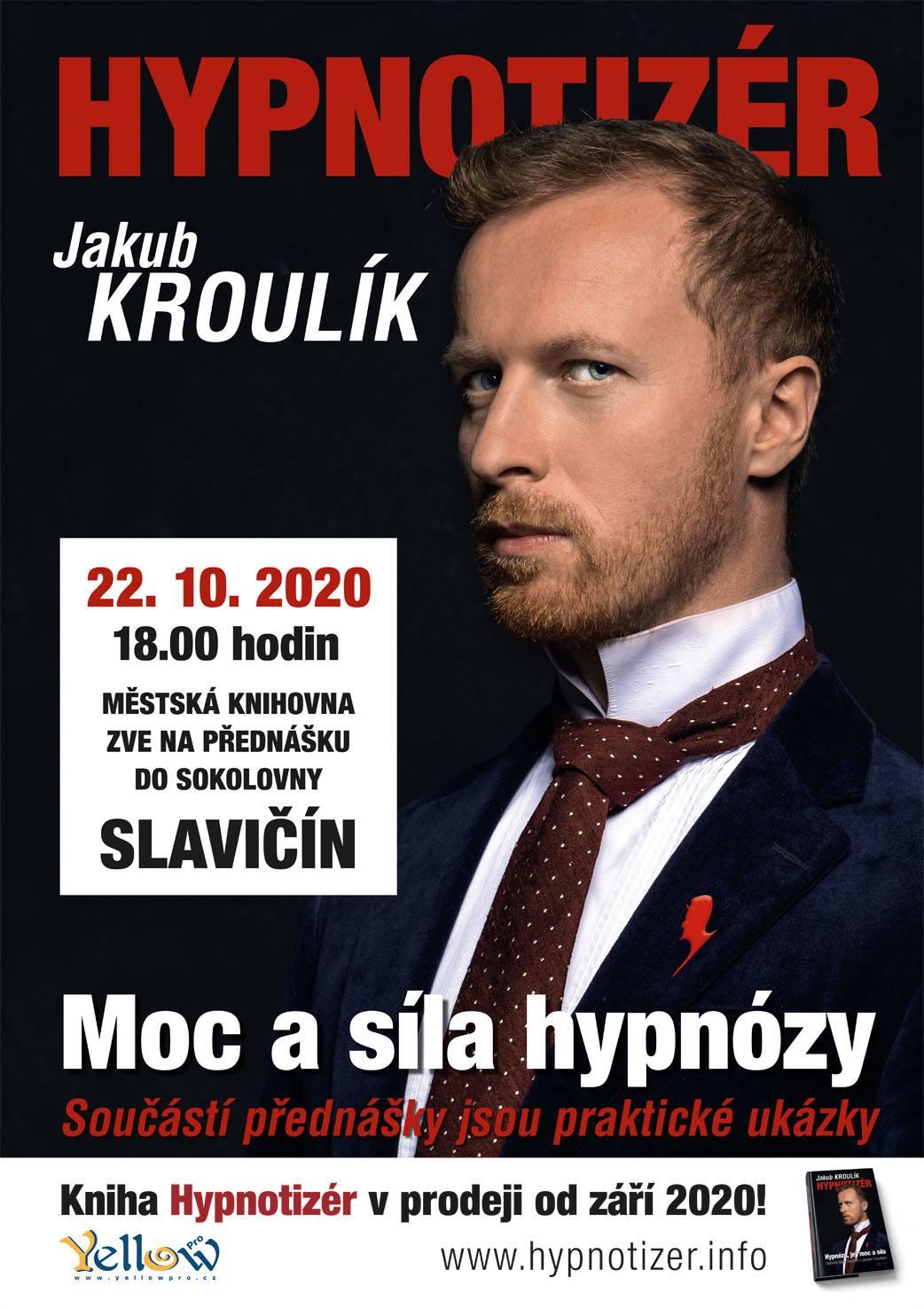 Hypnotizér ve Slavičíně