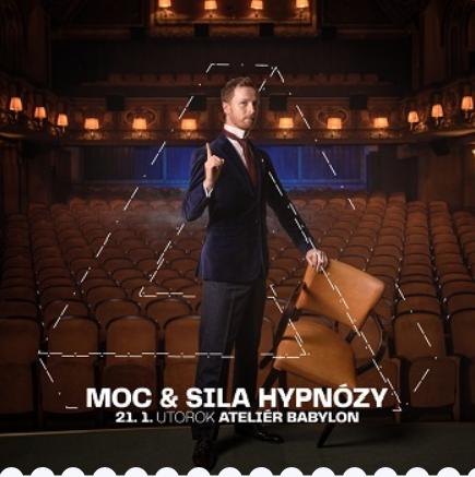 Hypnotizér v Bratislave január 2020