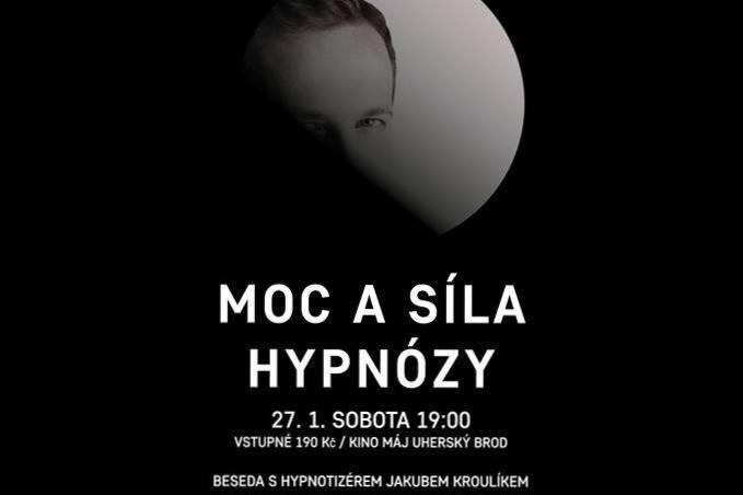 Hypnotizér v Uherském Brodě leden 2018