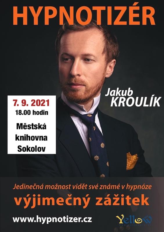 Hypnotizér v Sokolově září 2021