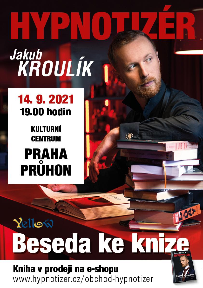 Hypnotizér v Praze září 2021